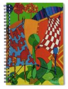 Rfb0529 Spiral Notebook