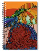 Rfb0531 Spiral Notebook
