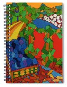 Rfb0533 Spiral Notebook