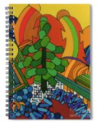 Rfb0534 Spiral Notebook