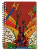 Rfb0535 Spiral Notebook