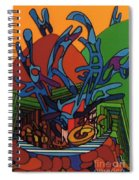 Rfb0538 Spiral Notebook
