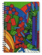Rfb0543 Spiral Notebook
