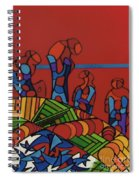Rfb0546 Spiral Notebook