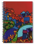 Rfb0548 Spiral Notebook