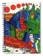 Rfb0549 Spiral Notebook