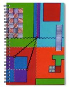 Rfb0553 Spiral Notebook