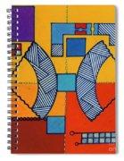 Rfb0554 Spiral Notebook