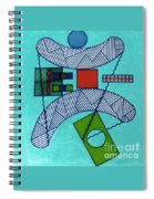 Rfb0555 Spiral Notebook