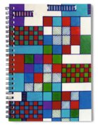 Rfb0572 Spiral Notebook