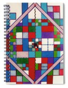Rfb0574 Spiral Notebook