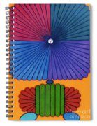 Rfb0577 Spiral Notebook