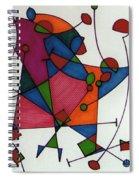 Rfb0578 Spiral Notebook