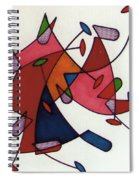 Rfb0583 Spiral Notebook