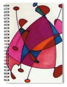 Rfb0584 Spiral Notebook