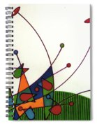 Rfb0585 Spiral Notebook