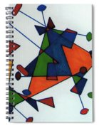 Rfb0586 Spiral Notebook