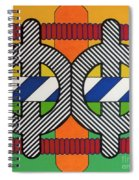 Rfb0608 Spiral Notebook