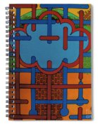 Rfb0614 Spiral Notebook