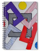 Rfb0616 Spiral Notebook