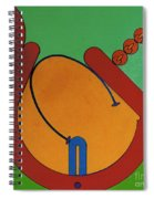 Rfb0619 Spiral Notebook