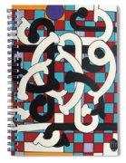 Rfb0645 Spiral Notebook