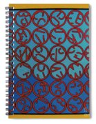 Rfb0703 Spiral Notebook