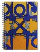 Rfb0801 Spiral Notebook