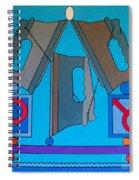 Rfb0903 Spiral Notebook