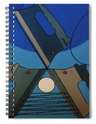 Rfb0904 Spiral Notebook