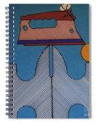 Rfb0913 Spiral Notebook