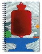 Rfb0929 Spiral Notebook