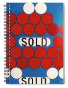 Rfb0931 Spiral Notebook