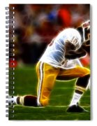 Rg3 - Tebowing Spiral Notebook