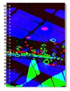 Rgb3b - York Spiral Notebook