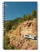 Rgs Goose On The Shelf Spiral Notebook