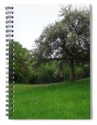 Rhineland-palatinate Summer Meadow Spiral Notebook