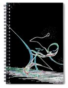 Rhinestone Cowboy Spiral Notebook