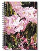 Rhodo Grove Spiral Notebook