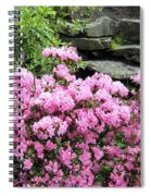 Rhododendrons Spiral Notebook