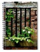 Rhus Radicans Triumphant Spiral Notebook