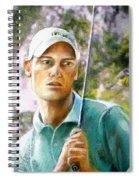 Rhys Davies  Spiral Notebook