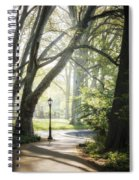 Rhythm Of The Trees Spiral Notebook