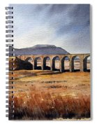 Ribblehead Viaduct Spiral Notebook