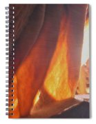 Ribbons - Cave Spiral Notebook