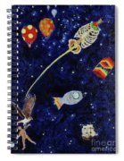 Ribcage To The Stars Spiral Notebook