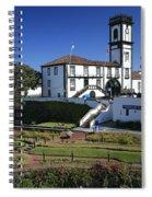 Ribeira Grande Azores Spiral Notebook