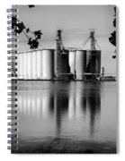 Rice Country Spiral Notebook