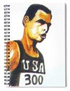 Richard Fosbury Spiral Notebook
