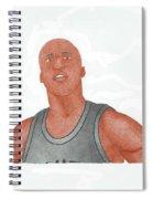 Richard Jefferson Spiral Notebook
